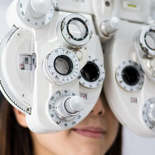 Emergency Eye Exam in Arlington Heights